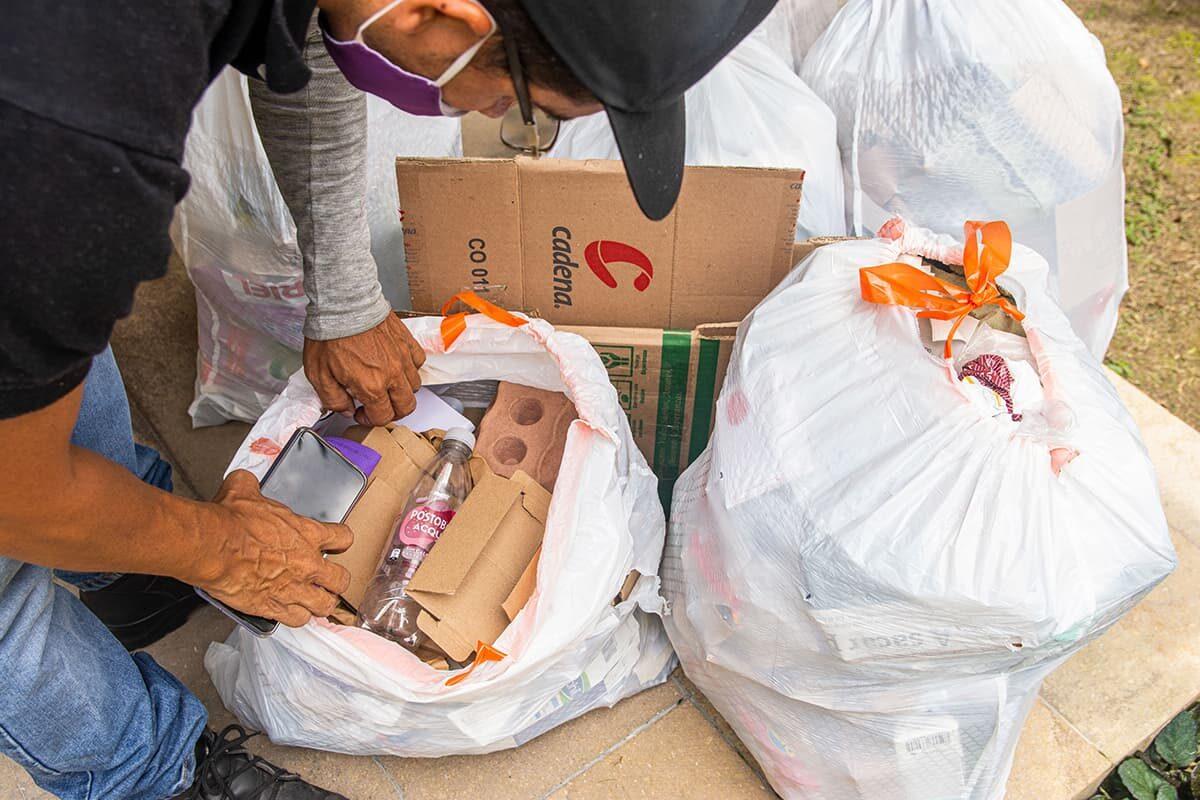 Vitia: el click del reciclaje