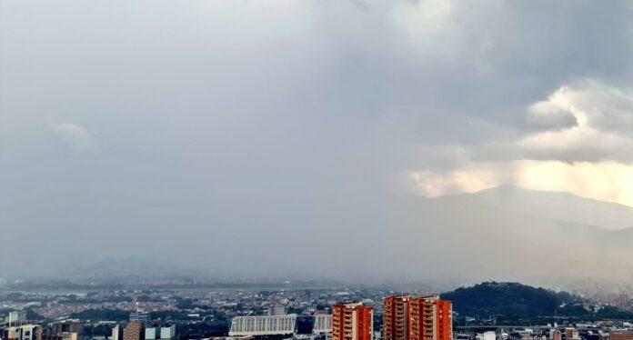 Balance de las fuertes lluvias en Medellín de la tarde del 26 de abril