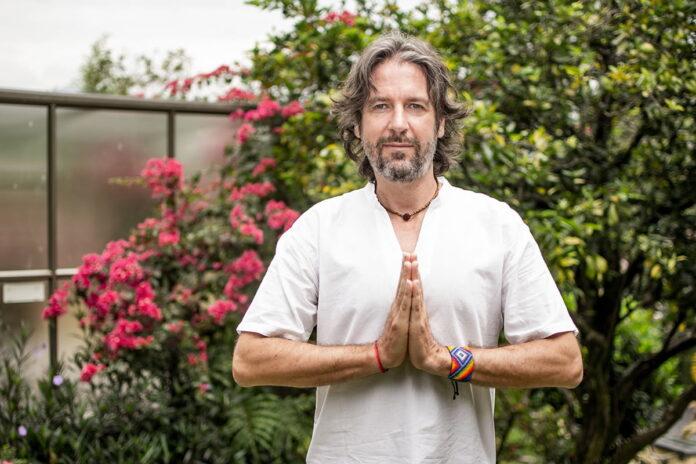 Alberto Molina es cofundador y director de Enciendo mi corazón