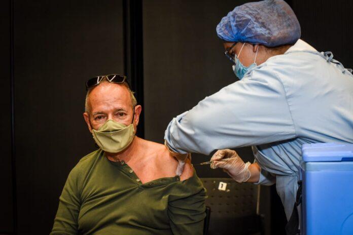 Antioquia llega a 821.422 vacunados contra COVID19