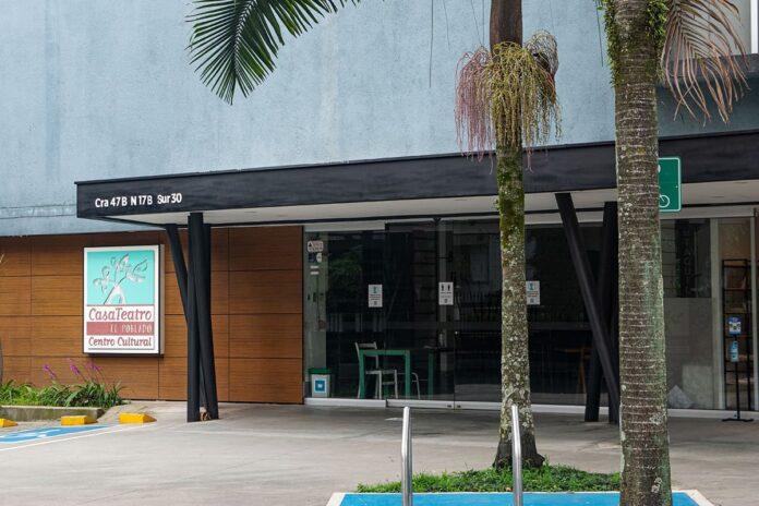 Arte universitario en Casa Teatro El Poblado