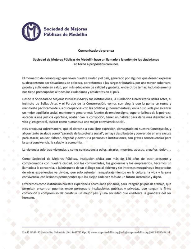 Comunicado-SMP-de-Medellín-(PDF)-1