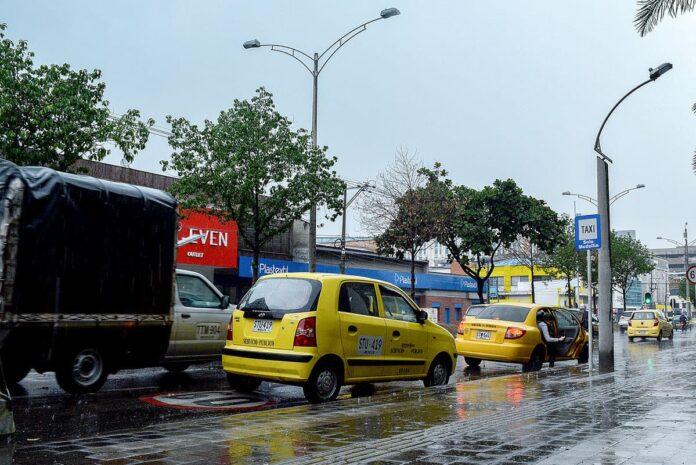 En mayo continua la temporada de lluvias en Antioquia