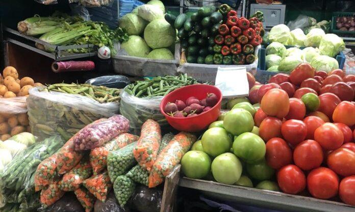 Alimentos locales suplen abastecimiento en Antioquia