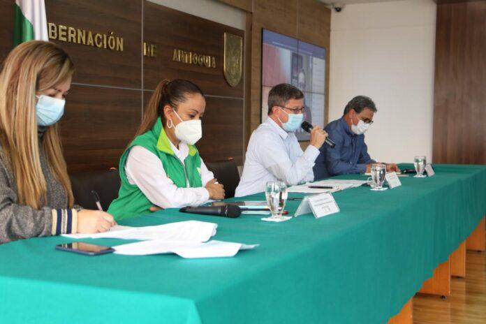 Los primeros frentes de la agenda del Diálogo Social por la Vida en Antioquia