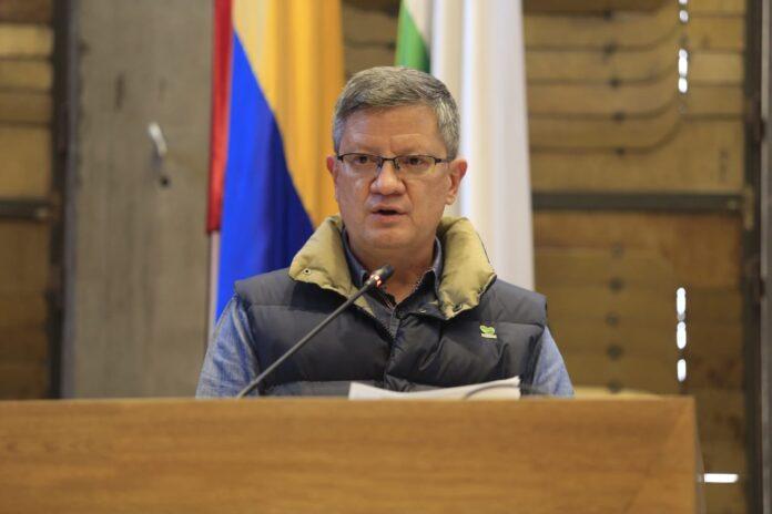 Gobernador encargado de Antioquia convoca a un gran diálogo social
