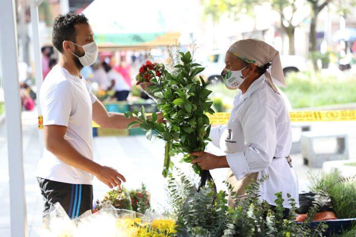 Mercados Campesinos regresan este fin de semana a los parques de Medellín