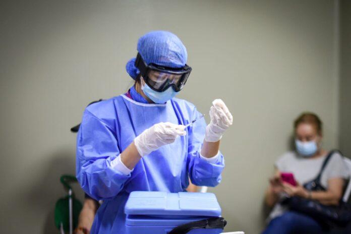 Plan Nacional de Vacunación en Antioquia: 786.660 dosis aplicadas