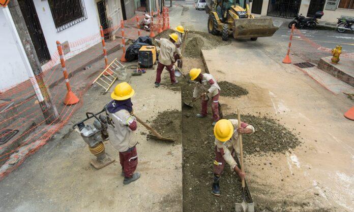 EPM inició renovación de redes de acueducto y alcantarillado en Medellín