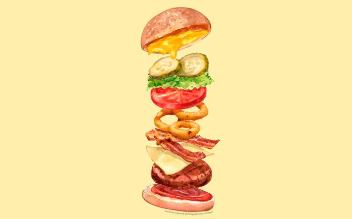 El día de la Hamburguesa se celebra el 28 mayo