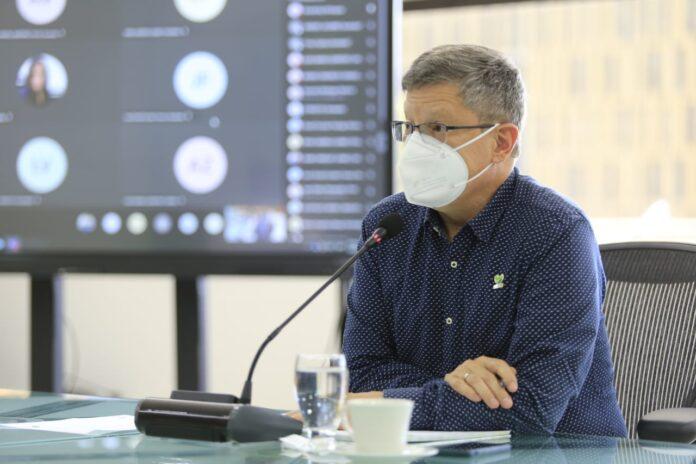 Gobernación de Antioquia invita a los manifestantes a no impedir la llegada de oxígeno a los hospitales