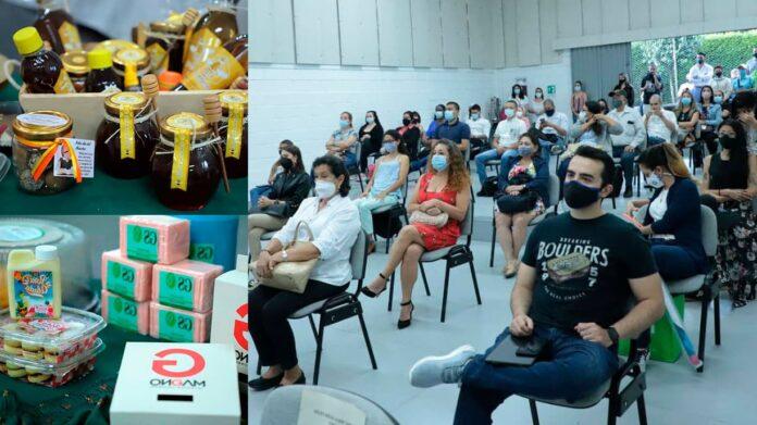 Alcaldía de Envigado premió a 46 emprendedores