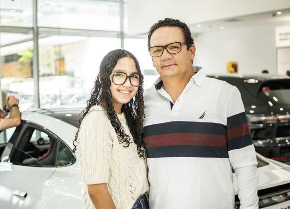 Ana María Rodríguez y Sergio Rodríguez