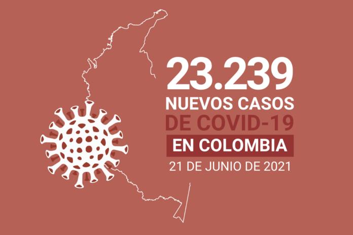 Con récord de 648 nuevos decesos, el país superó las 100.000 muertes por COVID19