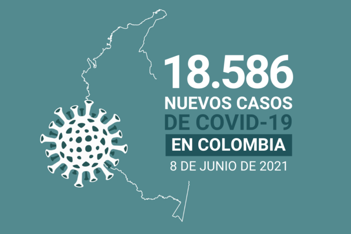 Más de 92.000 personas han fallecido en Colombia por complicaciones del COVID19