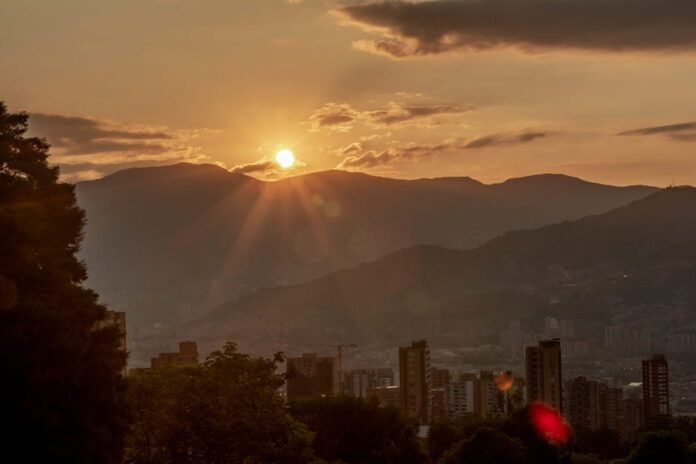 Comienza temporada seca, Ideam Colombia y el Siata Medellín