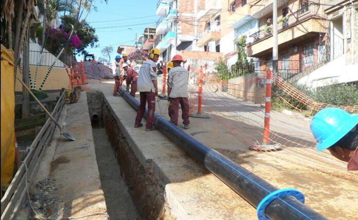 EPM moderniza redes de acueducto en sectores de Envigado e Itagüí