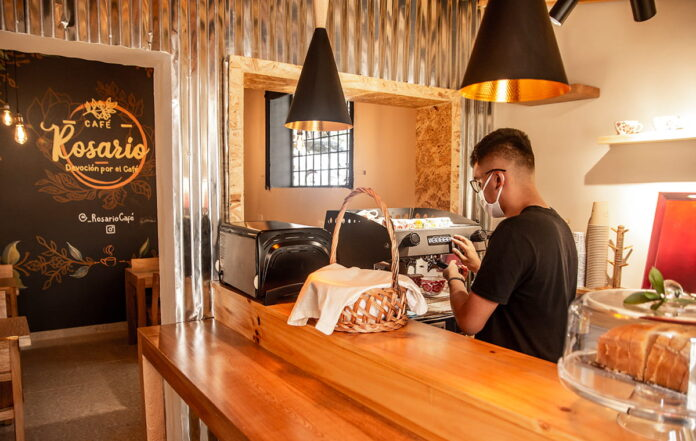 El Poblado tiene un nuevo café: Rosario