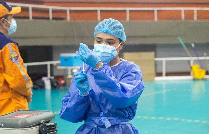 Envigado hará jornada especial de vacunación contra el COVID19 del 4 al 5 de junio