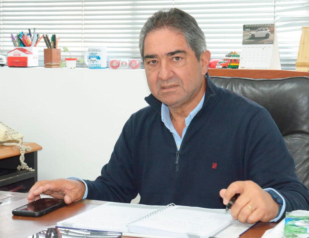 Jorge Hernán Botero Restrepo, Gerente Comercial. La clave estuvo en aprovechar el tiempo ocioso de la rotativa, para ponerla a producir encargos publicitarios, revistas, separatas.