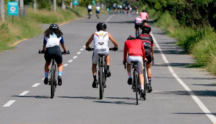 Inder Medellín activa las ciclovías y los escenarios deportivos