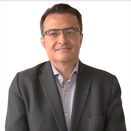 Jason de La Rosa Isaza, rector de la IU Digital de Antioquia.