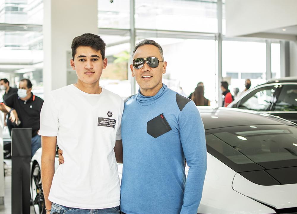 Juan Pablo Corredor y Juan Carlos Corredor