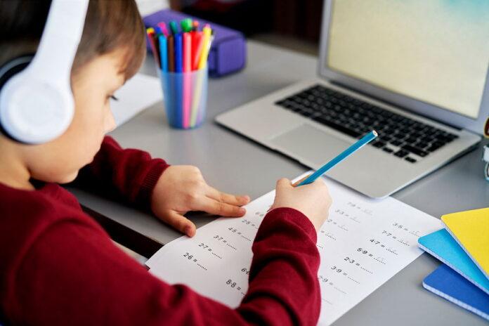 La pandemia trajo como reto a la educación escolar trasladar el aprendizaje a la virtualidad