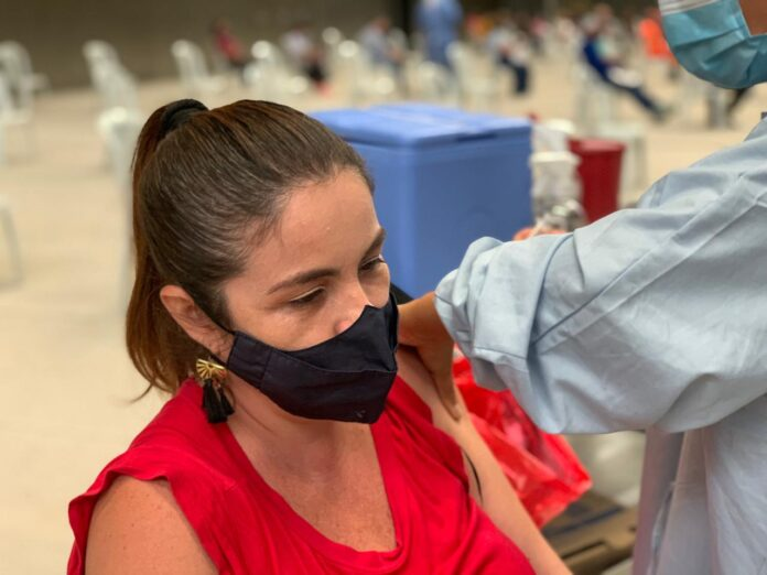 Más de 2 millones de vacunas contra el COVID19 han sido aplicadas en Antioquia