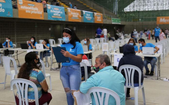 Medellín superó el millón de vacunas aplicadas