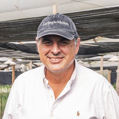 Santiago Cock,  socio de Uniflor