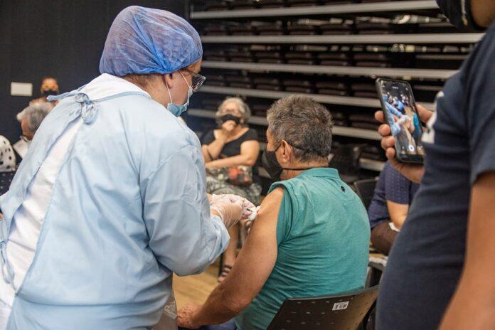 Vacunas contra el COVID19 en Antioquia al 21 de junio