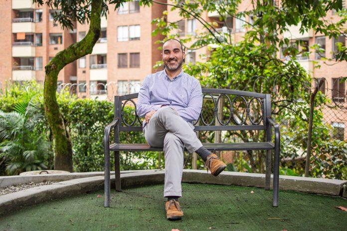 médico Juan David Osorio es acompañar a los pacientes terminales
