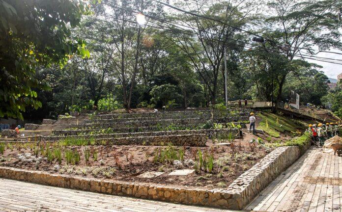 Alcaldía de Medellín entregará segunda etapa del parque ambiental Bosques de La Frontera