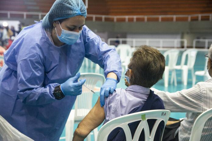 Cerca de un millón y medio de dosis de vacunas contra COVID19 han sido aplicadas en Antioquia