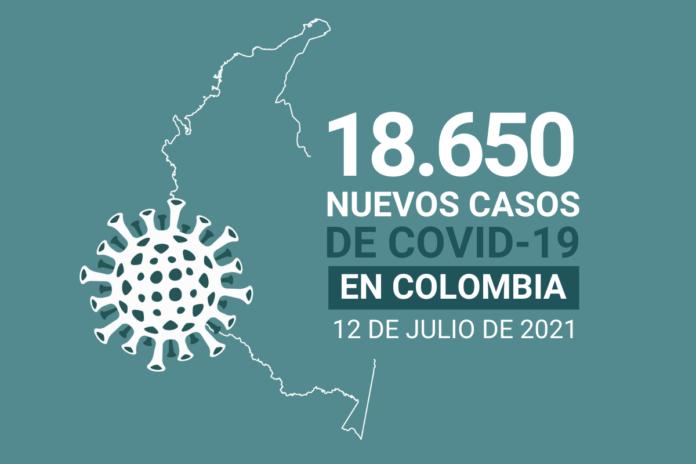 Más de 113.000 personas han fallecido en Colombia por complicaciones del COVID19