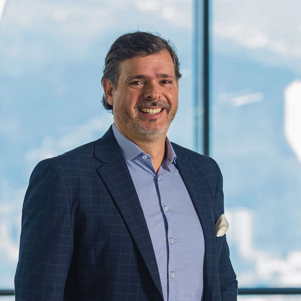 Carlos Eduardo Botero, director  de Inexmoda desde el 2008.