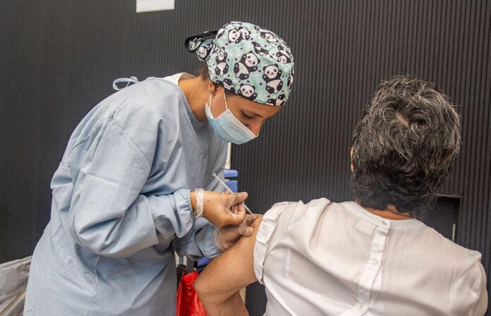Vacunación contra el COVID19 en Colombia al 27 de Juli