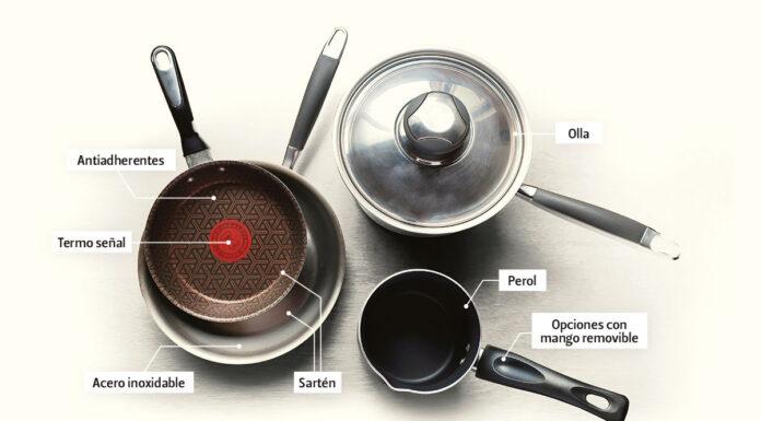 ¿Cómo escoger una batería de cocina?