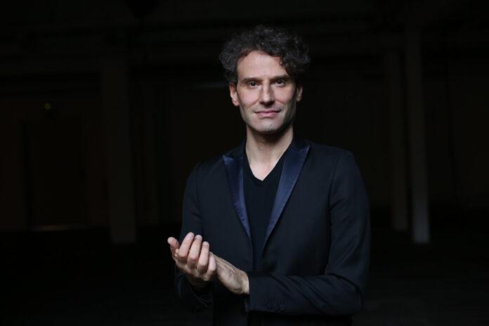 David Greissammer en el Teatro Metropolitano