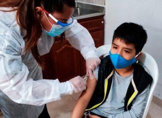 Jornada nacional de vacunación este sábado 23 de octubre de 2021