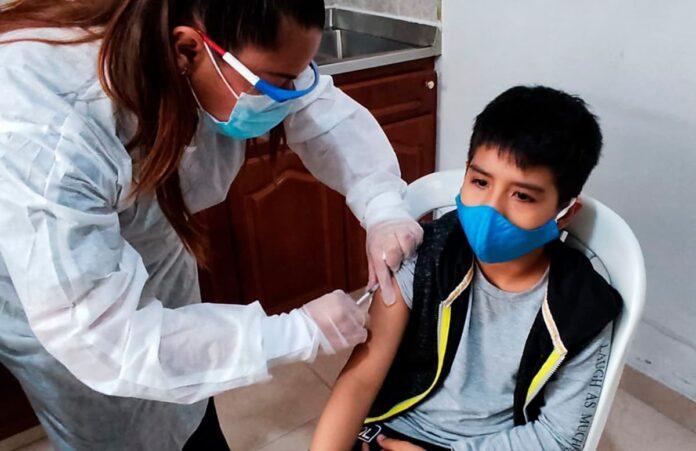 En Medellín también se está vacunando contra la influenza