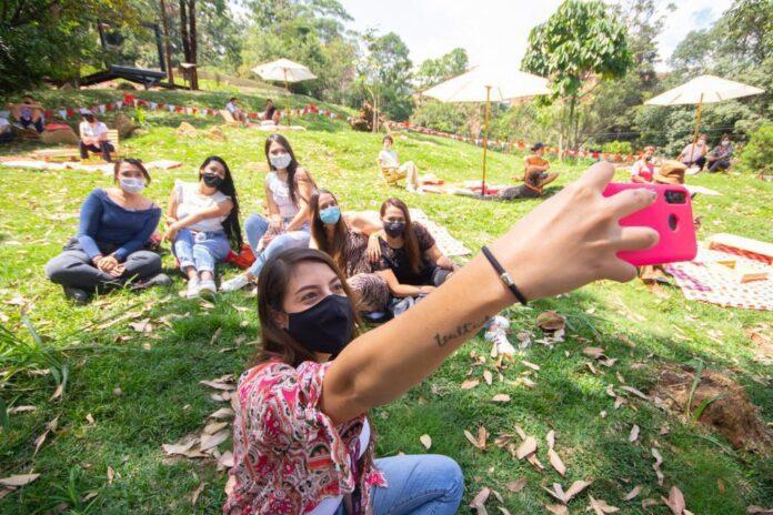 Entregada la segunda etapa del parque ambiental Bosques de La Frontera