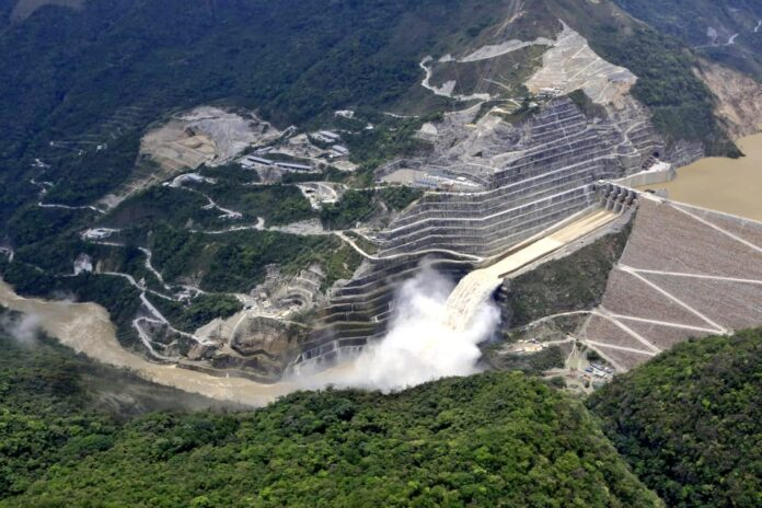 Gobernación de Antioquia propone a EPM venta de su participación en Hidroituango