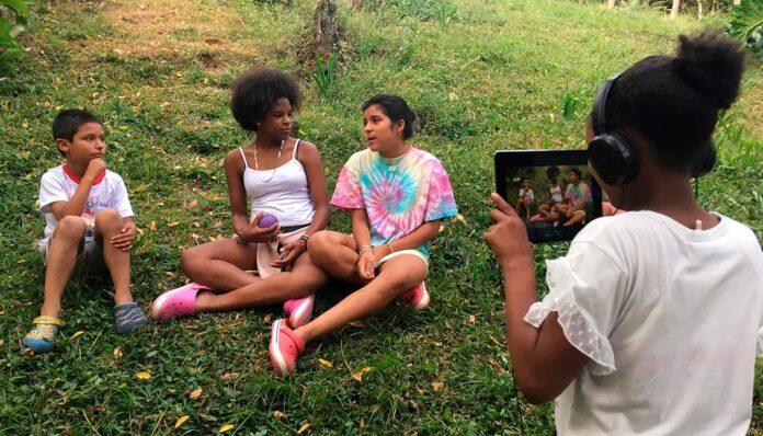 Laboratorios de Creación Audiovisual para jóvenes de El Poblado