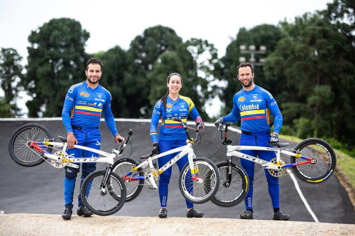 Las bicicletas paisas que estarán en los Olímpicos de Tokio