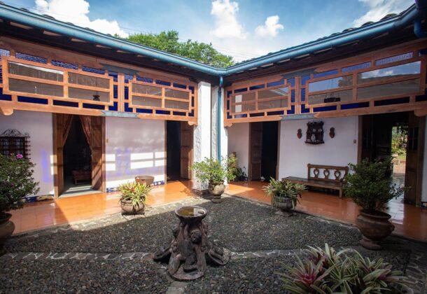 Parque Cultural y Ambiental Débora Arango un reencuentro con la mujer artista