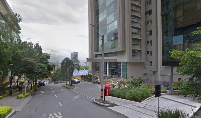 Robo masivo en el edificio Fórum del barrio El Poblado el lunes 26 de julio