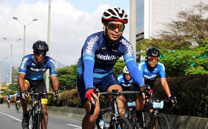 Ruta Medellín 2021 competencias de ciclismo recreativo
