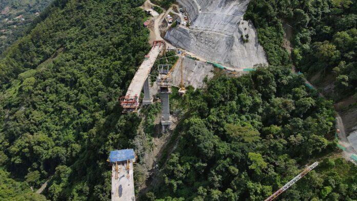 Vías 4G en Antioquia: cambiaran la geografía de forma definitiva